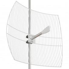Параболическая 3G / 4G / Wi-Fi антенна - 27 дБ