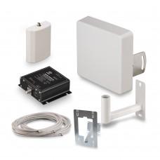 Комплект усиления сигнала сотовой связи GSM900 на даче