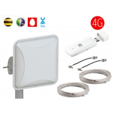 Комплект Petra BB 75 MIMO + 3G / 4G Модем