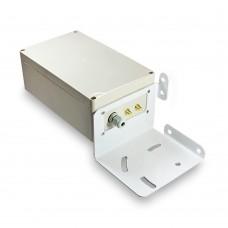 Гермобоксом для параболической 3G | 4G антенны с кронштейном