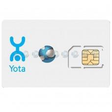 Сим-Карта Yota (Йота) Безлимитный интернет