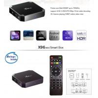 Андроид (Smart ТВ) приставка X96 mini 1Gb/8Gb
